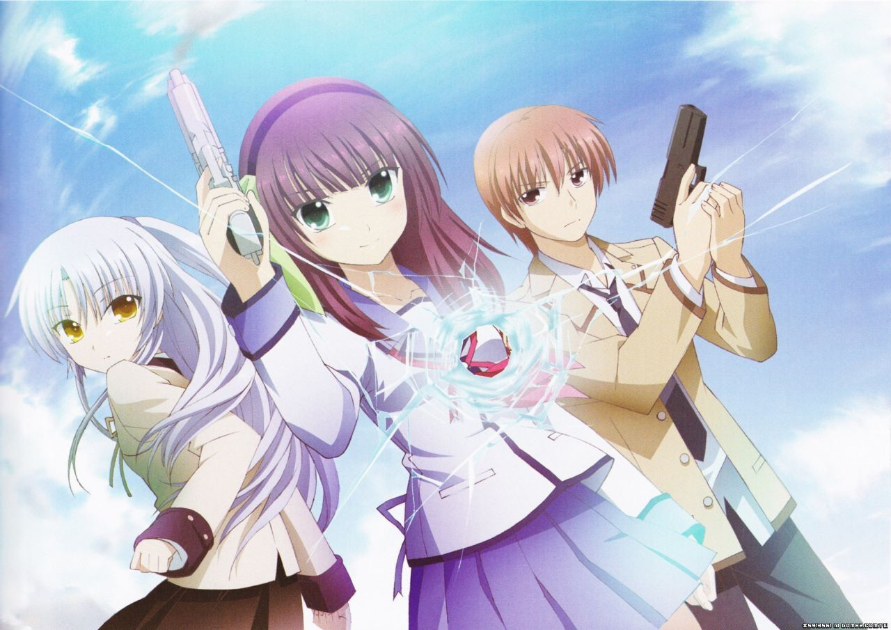 Angel Beats: Reincarnation - Chapter 3: Yuri Nakamura - Wattpad
