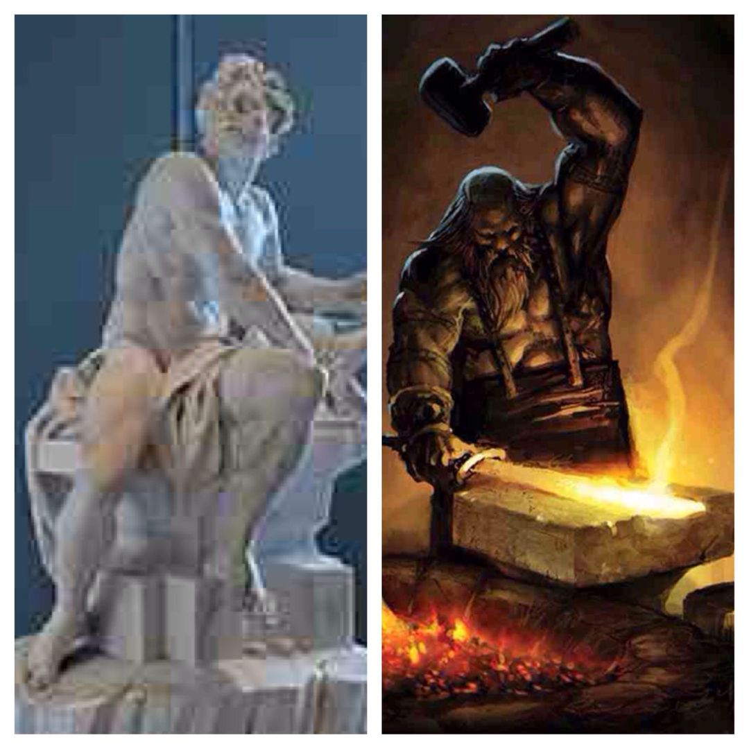 Mythology Hephaestus Greek Wattpad