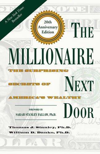 EBOOKPROMARKET - DOWNLOAD PDF The Millionaire Next Door by