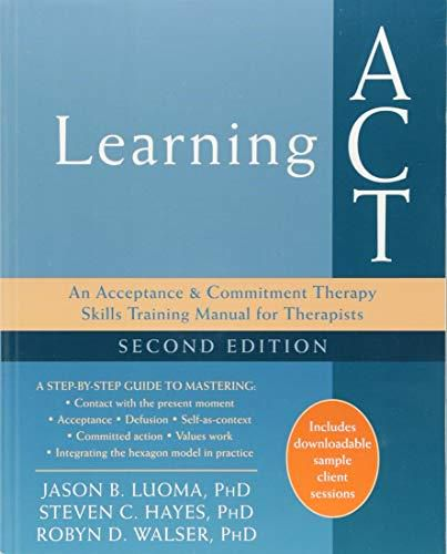 MACOEBOOKS - [PDF] DOWNLOAD Learning ACT, 2nd Edition: An