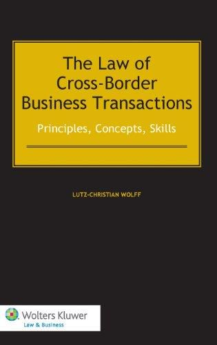 LISTEBOOKSPRO - DOWNLOAD PDF The Law of Cross-Border