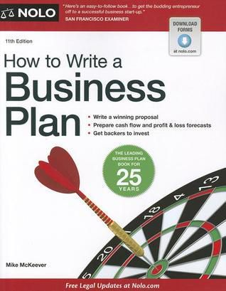 EASEYEBOOKS - [PDF DOWNLOAD] How to Write a Business Plan by