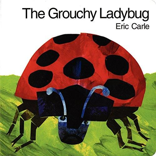 WHITEBOOKS - [PDF DOWNLOAD] The Grouchy Ladybug Board Book