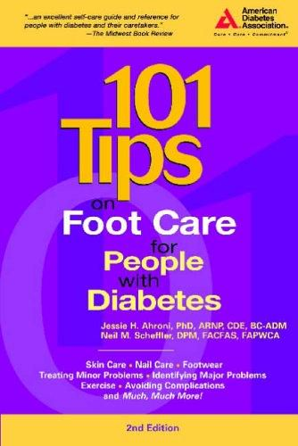 Ginsebooks Pdf Download 101 Foot Care Tips For People With