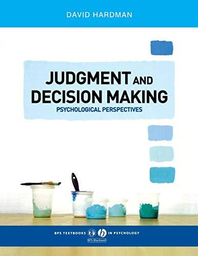 HAKUEBOOKS - [PDF] DOWNLOAD Judgment and Decision Making