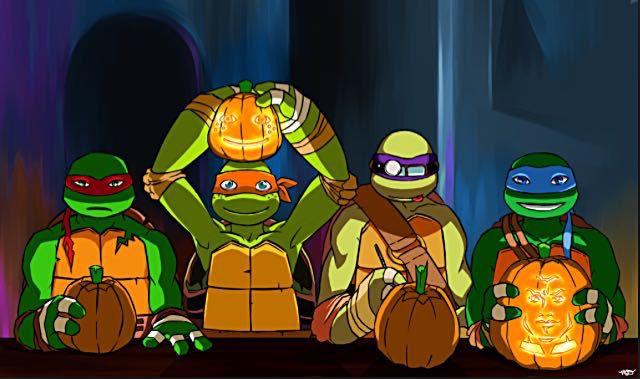 TMNT: Boyfriend Scenarios!! - Happy Halloween! - Wattpad