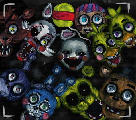 Five nights at freddy s 2 ghidul