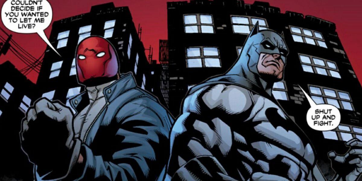 Bat Family × Reader Senarios - Jason Todd x Reader - Wattpad