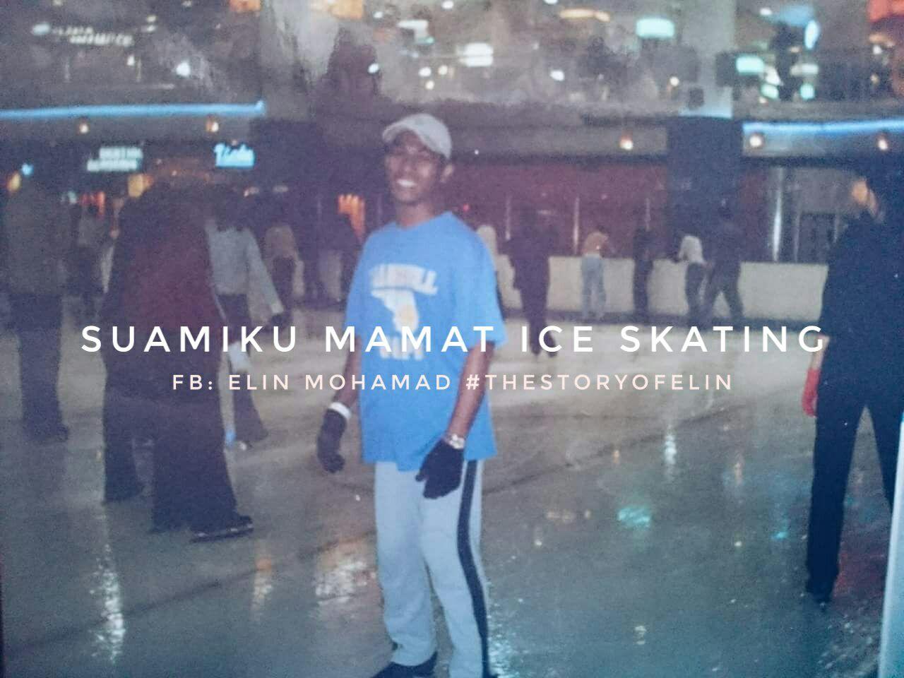 Suamiku Mamat Ice Skating - Pengenalan - Wattpad
