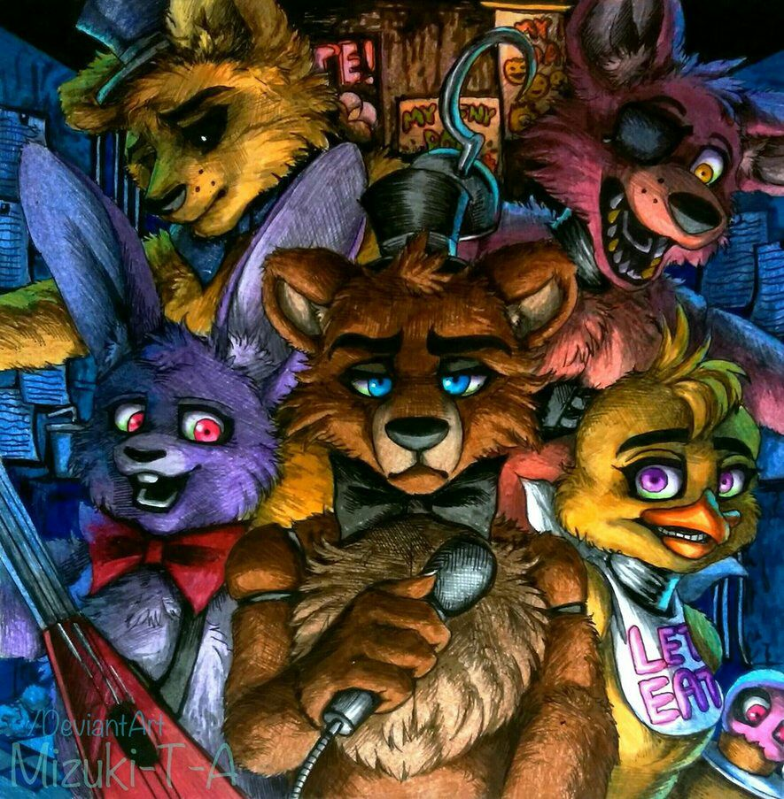 Fnaf Oneshots Nightmare Foxy X Killer Reader Wattpad - Imagez co