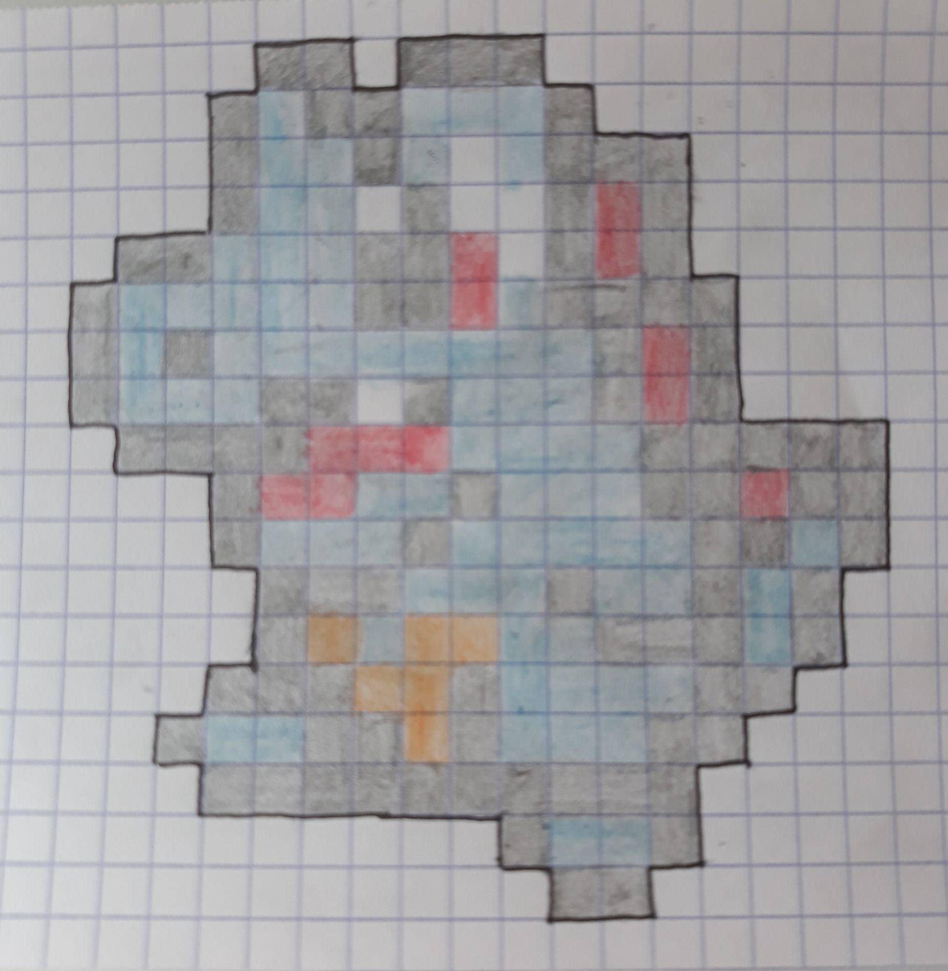 Mes Dessins Pixel Art Kaiminus Wattpad