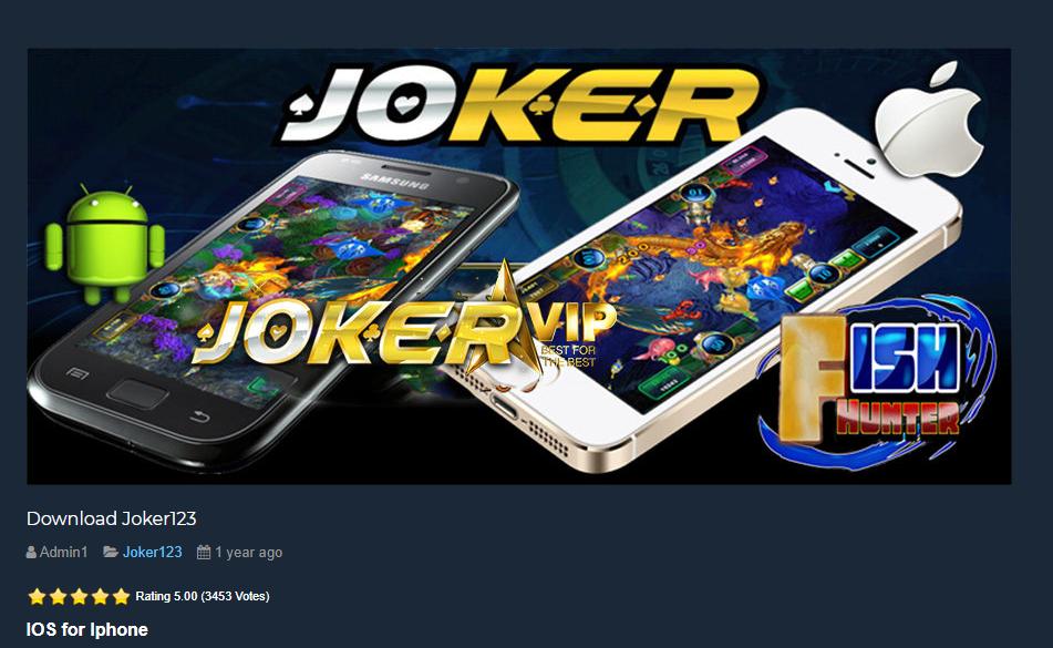 Joker123 Download Joker123 Casino Wattpad