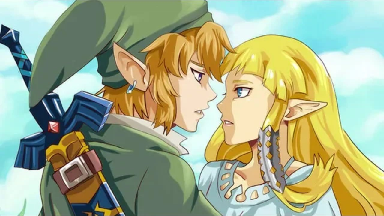 Next Generation Circle - Link X Zelda Next Gen - Wattpad