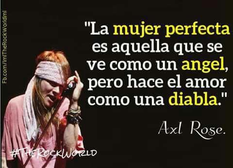 Frases De Guns N Roses Axl Rose Iv Wattpad