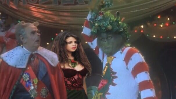 the grinch christmas tale  ️the grinch ruined