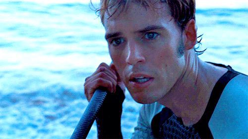 The Hunger Games Imagines - ~ Finnick Imagine ~ - Wattpad