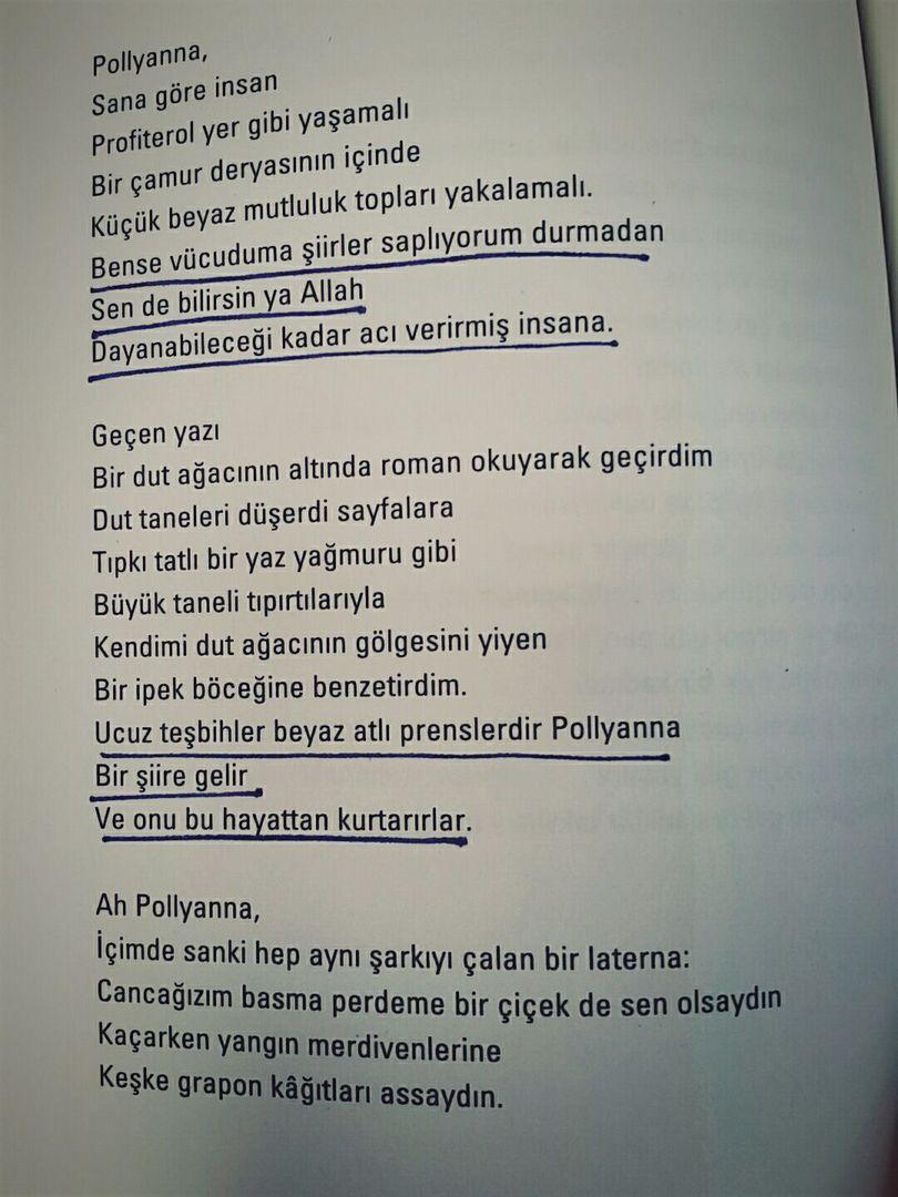 Songbookfilm 3 Didem Madak Pollyannaya Mektuplar Wattpad