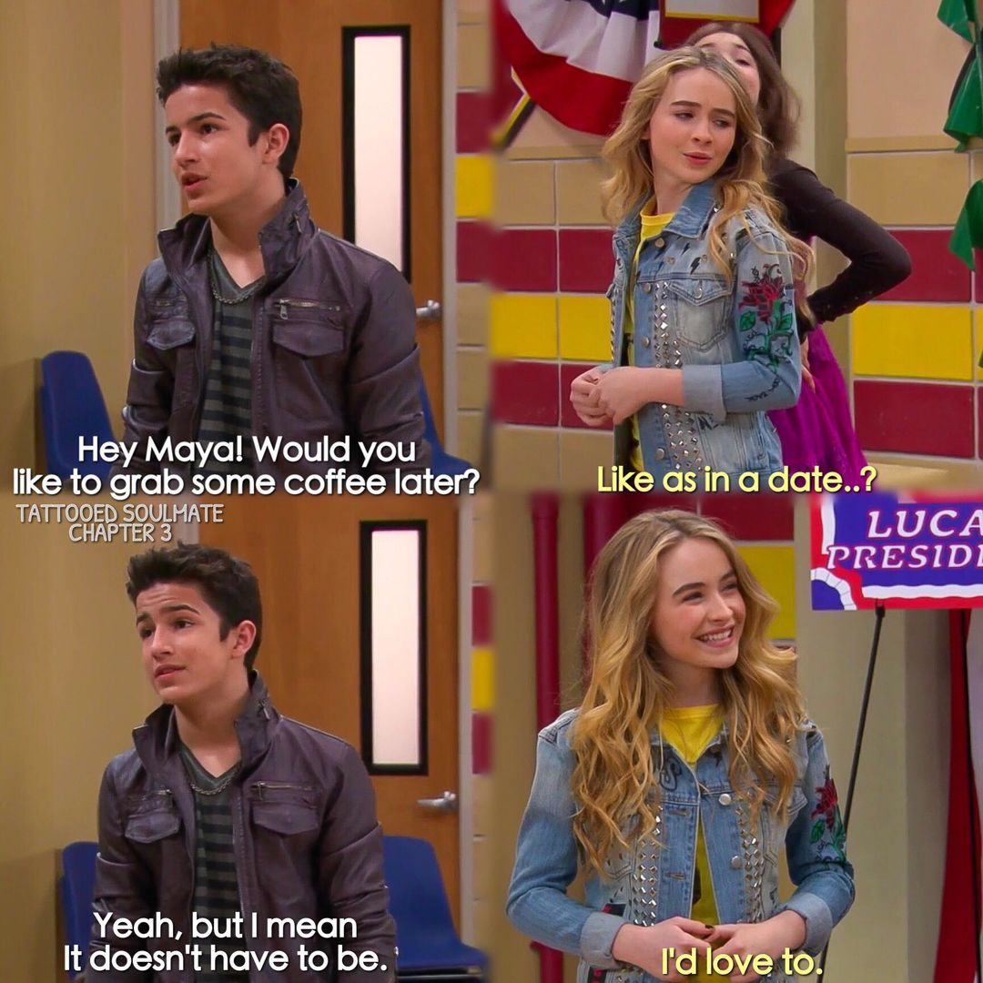 riley and lucas dating fanfiction Girl meets world is an american comedy television series created by michael jacobs and april they go out on a date for the first time in girl meets first date  during after this she put her full support behind riley and lucas as a couple.