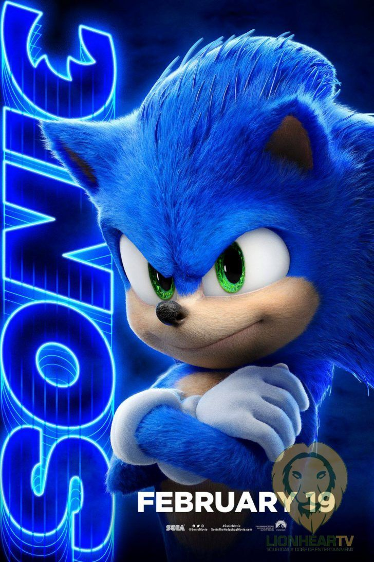 Sonic The Hedgehog A Movie Story 2020 Characters Sonic The Hedgehog Wattpad