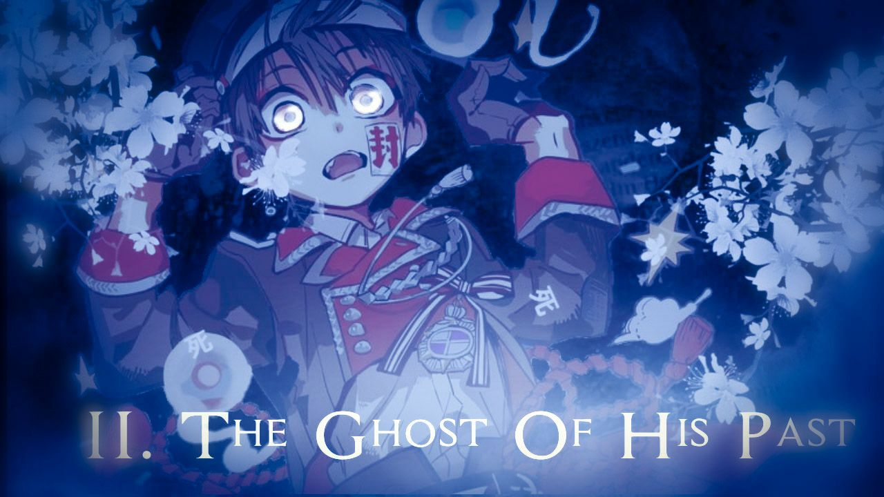 Unrequited  Toilet Bound Hanako x Reader - ii. the ghost of his
