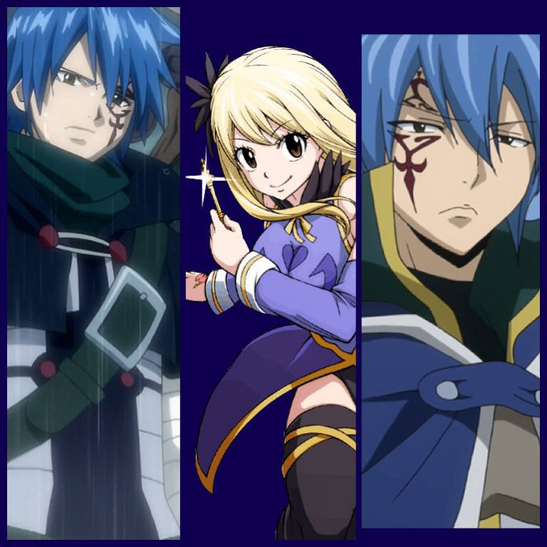 Who will it Be! - Extra Chapter Mystogan x Lucy x Jellal ...