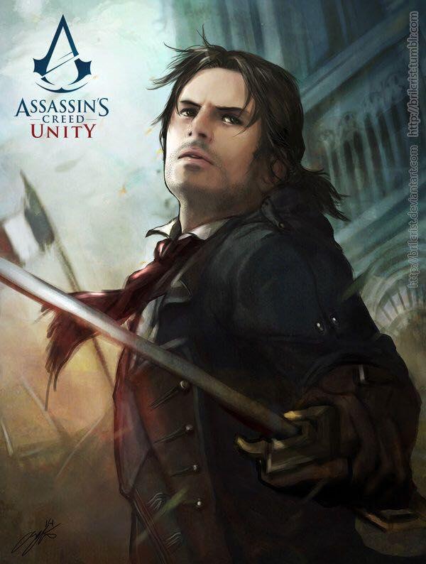 Assassin x Reader - Arno Dorian x Reader {1} - Wattpad