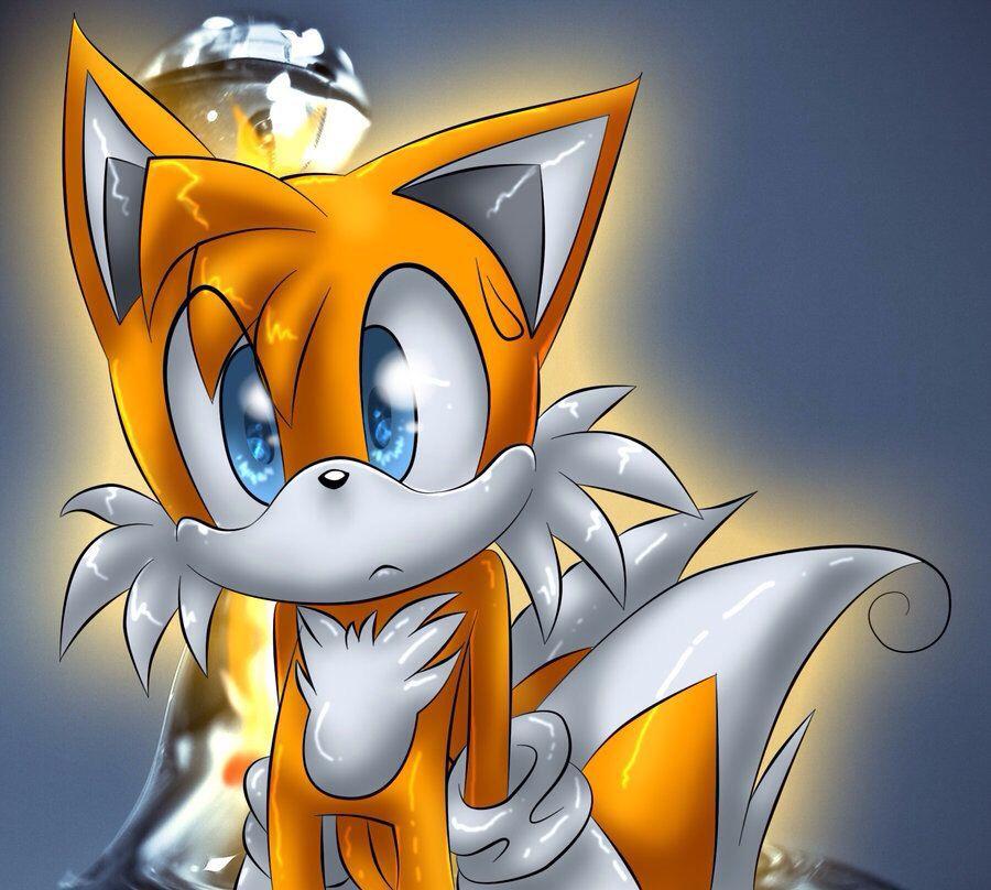 Sonic boys x reader miles tails prower wattpad
