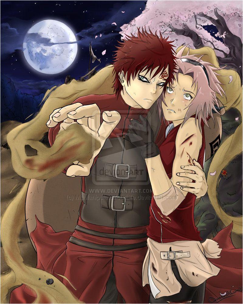 Sakura Momochi Hatake    Naruto - Chapter 23 - Wattpad  Kankuro And Sakura Kiss
