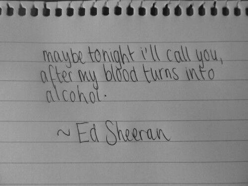 belle frasi ed sheeran