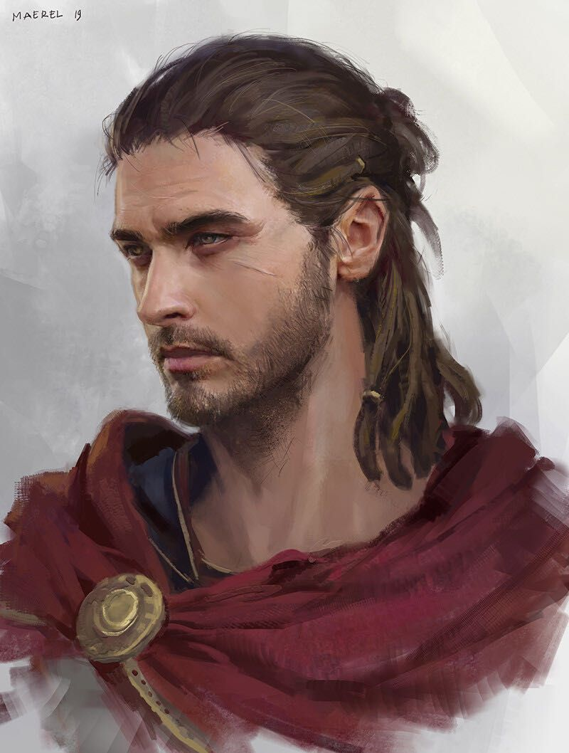 Assassin S Creed Oneshots Dating Alexios Of Sparta Would Include