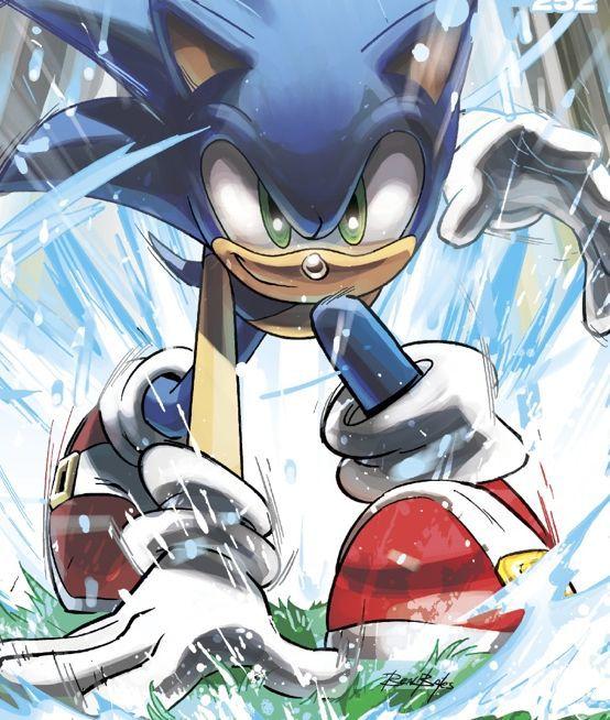 Sonic X Reader Quotev