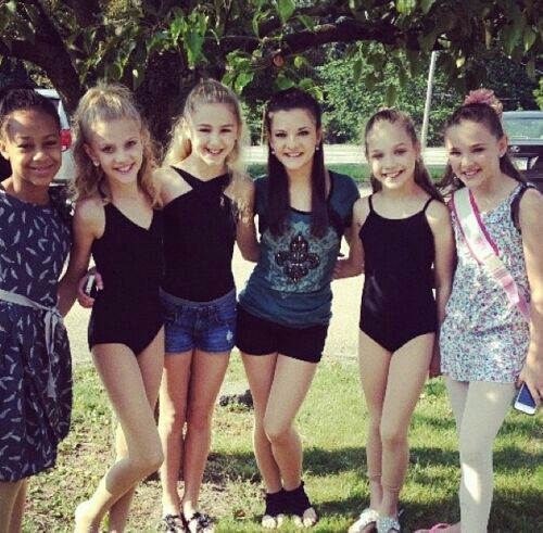 Before the Happy Ever After(A Dance Moms Fanfic
