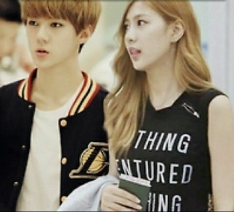 Image result for hayoung and sehun