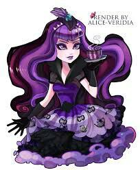 Ever After High Raven Queen Is Gone Forever After ...