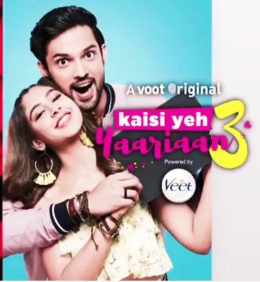 Kaisi Yeh Yaariaan Season 3 - How to Watch kyy3 on voot