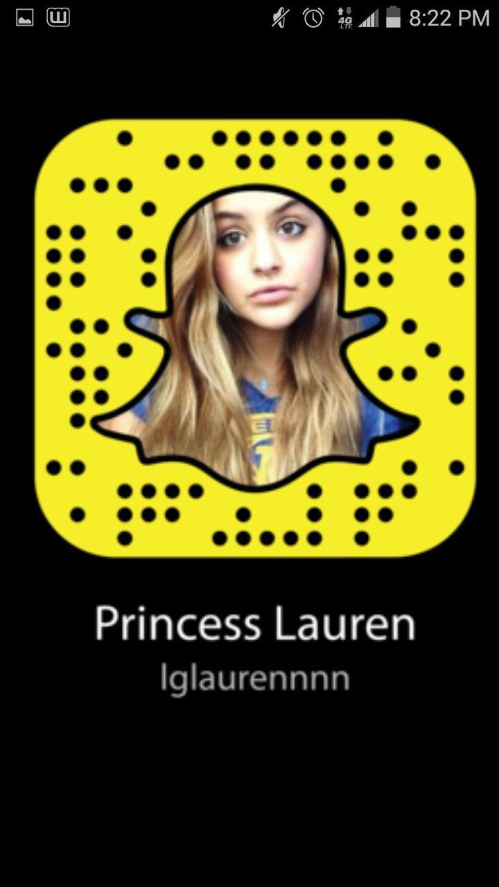 Famous Snapchat Names - Princess Lauren - Wattpad-8585