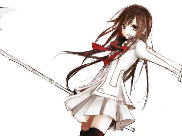 Yuuki kurans twin sister a vampire knight fanfic EDITING  Cross