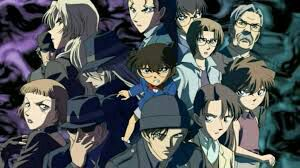 In the end (Detective Conan Fanfiction) - Deal with the B O  - Wattpad