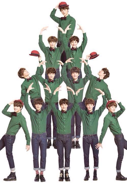 Exo Imagines Christmas Day Ot12 Wattpad