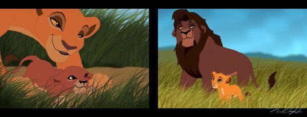 the lion king 2 kovu and kiara fanfiction