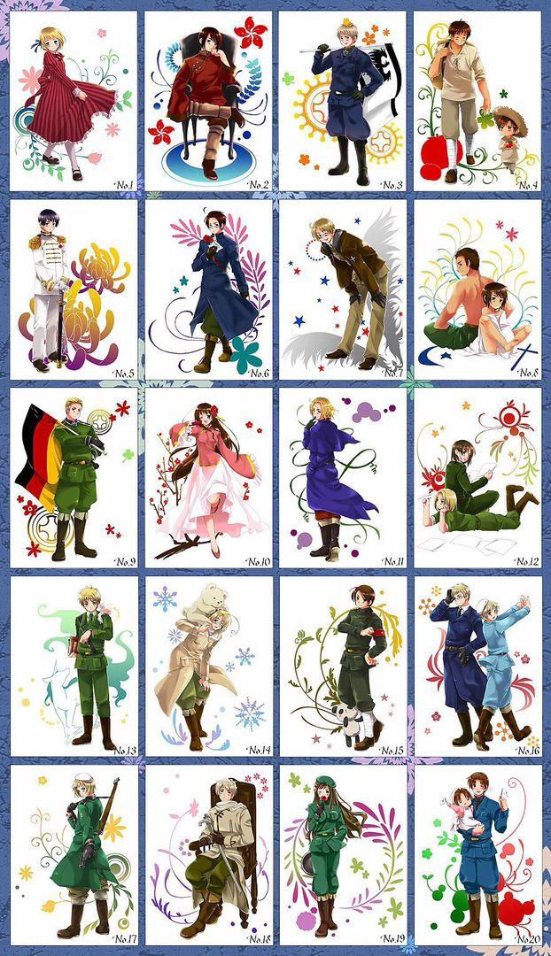 Hetalia one shots book one reader inserts pictures to pin on pinterest