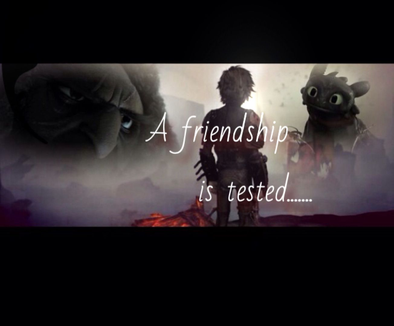 A friendship is tested    - Chapter 7 - Wattpad
