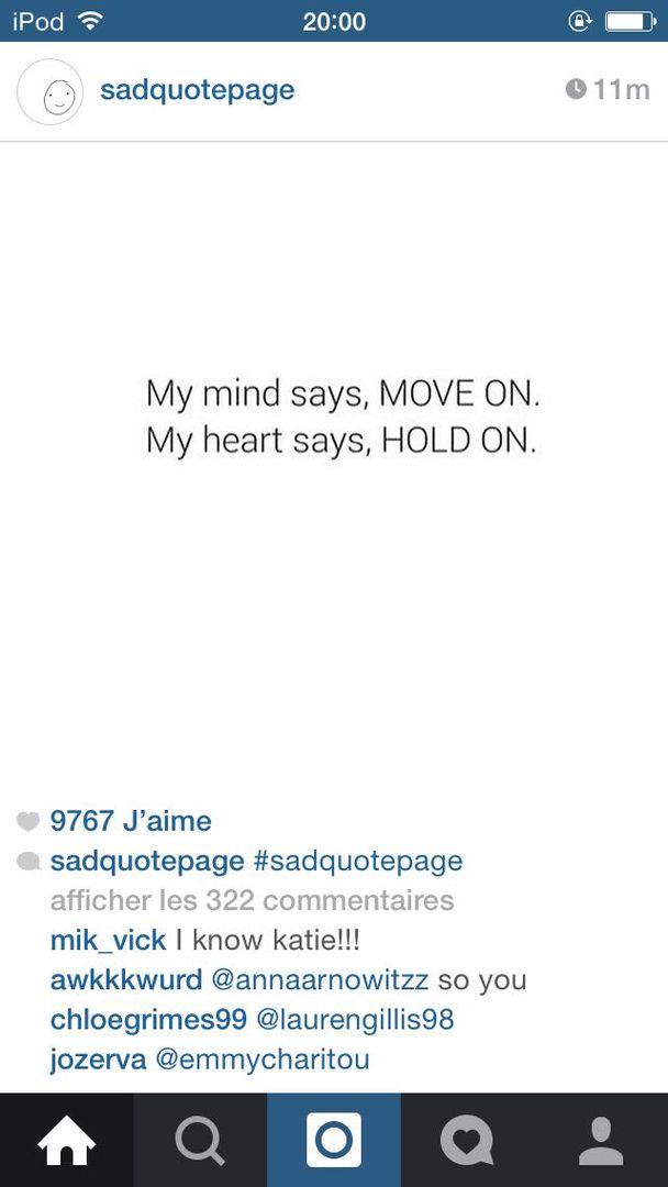 Quotes Move On Wattpad