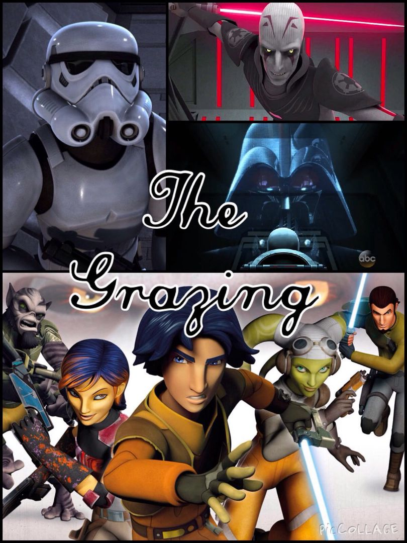 The Grazing [Star Wars Rebels Horror Story] - The Voices