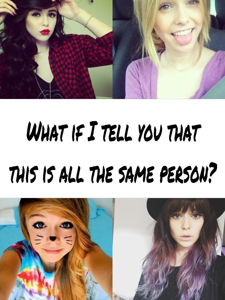 Acacia Brinley Clark's Story - Why does she change so ...