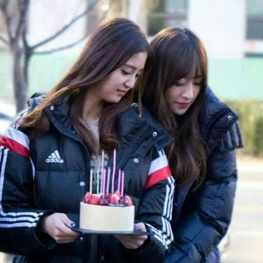 Kết quả hình ảnh cho couple Hani và Junghwa