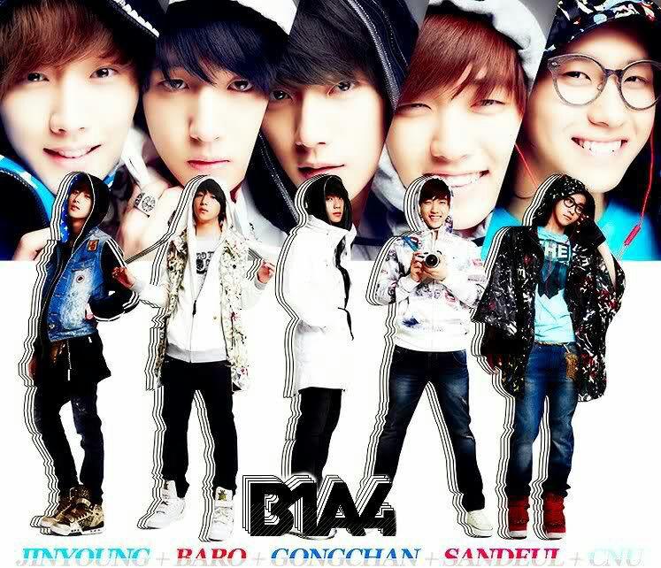 KPOP Idols Facts & Profiles ♡ - ♣KPOP FACTS #9: B1A4 (비원 ... B1a4 Names