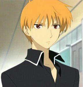 Fruits Basket Kyo X Oc Orange Cat Lemon The Girl In Boys Wear Anime Characters Reader