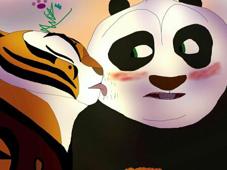 Kung Fu Panda One Shots - Don't Ever Unkiss Me - Wattpad
