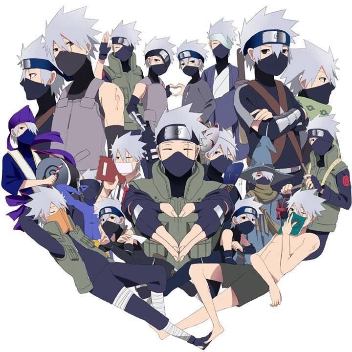 Naruto(& Others) One-Shots baby!!! - Sasuke x Reader x Kakashi - Wattpad